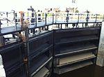 De Julianasluis in Gouda met de nieuwe kolk in aanbouw (08).JPG