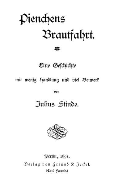 File:De Pienchens Brautfahrt Stinde.djvu