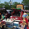 Deadheads tailgating at Fare Thee Well - Celebrating 50 Years of the Grateful Dead, Chicago, 2015.jpg