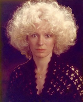 Delphine Seyrig in 1972