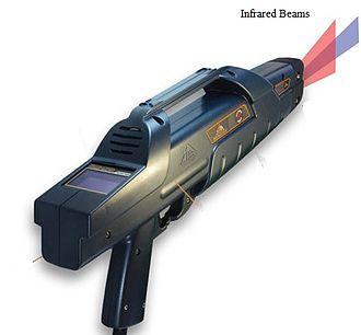 Laser tag - Laser Tag Pistol