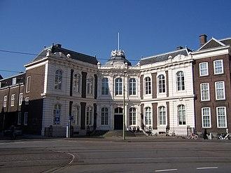 Kneuterdijk Palace - Kneuterdijk Palace in 2007