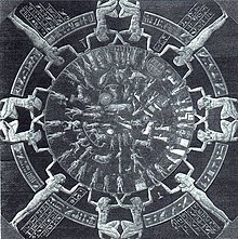 Dendera zodiac - Wikipedia, the free encyclopedia