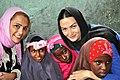 Deputat Qənirə Paşayeva Somalidə - VOA - 02.jpg