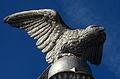 Der Adler auf der Polnischen Freiheitssäule auf dem Lindenhof bzw vor dem Schloss Rapperswil 2012-11-01 14-55-25.JPG