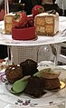 Dessert for High Tea, Savoy Hotel, London.jpg