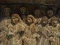 Detall del sepulcre d'Arnau de Valeriola, Museu de Belles Arts de València.JPG