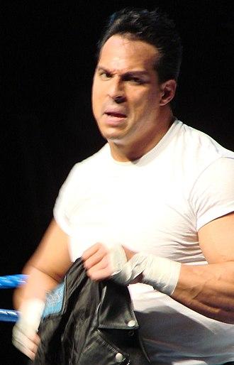 Deuce (wrestler) - Deuce in 2007