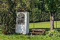 Deutsch-Griffen Spitzwiesen Weggabelung Nischenbildstock 13062017 9346.jpg