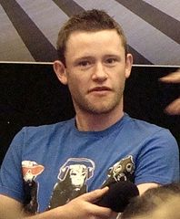 Devon Murray w 2011 roku