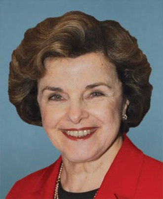 2012 United States Senate election in California - Image: Dianne Feinstein 113th Congress