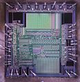 Die of PIC16C57 Microcontroller.jpg