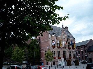 Diepenbeek Municipality in Flemish Community, Belgium