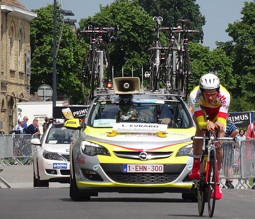 Diksmuide - Ronde van België, etappe 3, individuele tijdrit, 30 mei 2014 (B025).JPG