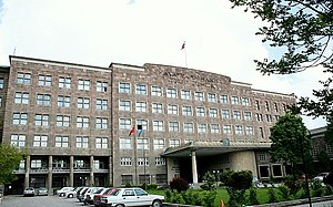 Ankara University - School of Language and History - Geography