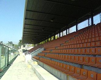 Stadio Alberto Picco - Image: Distinti Picco