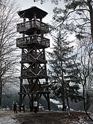 Divinka Observation tower.jpg