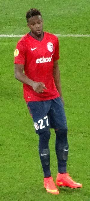 Divock Origi - Origi playing for Lille in 2014