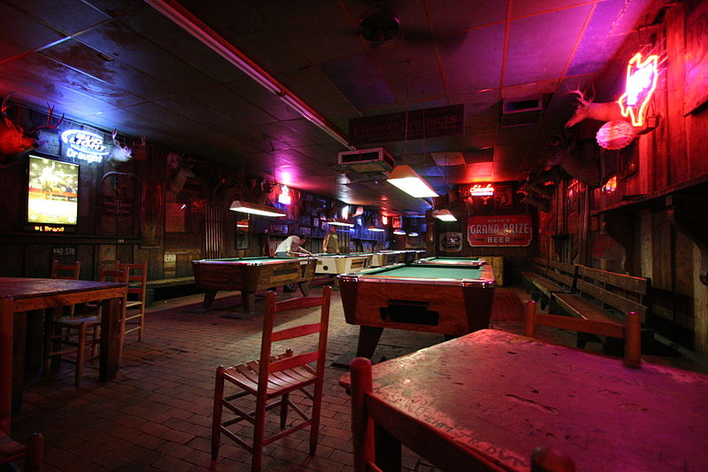 Portland Bars And Restaurants Stuck In Time