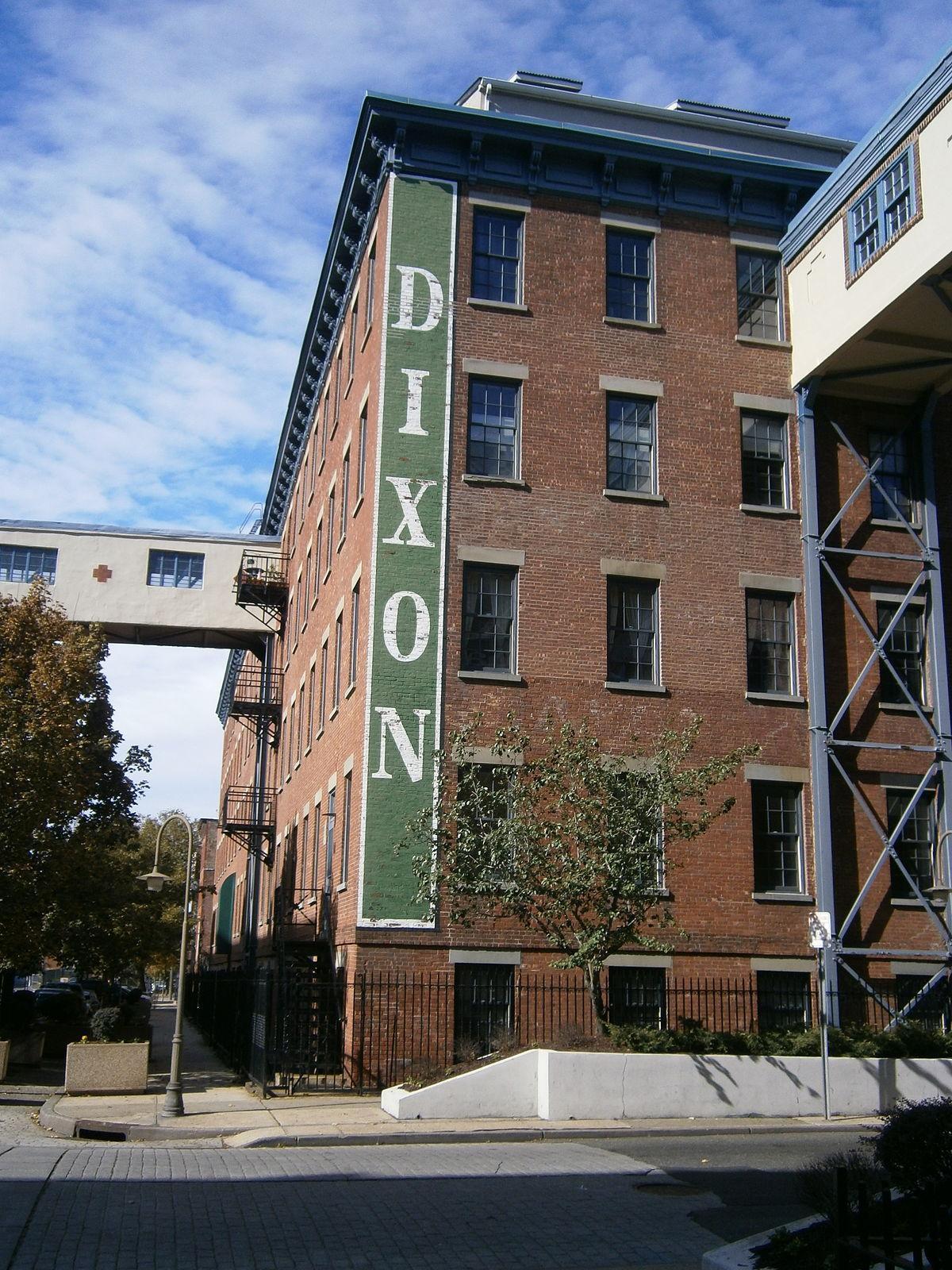 Apartment Building Jersey City dixon mills - wikipedia
