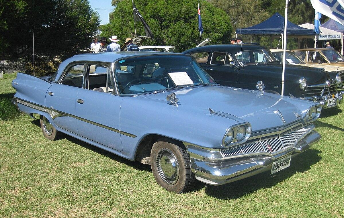 Dodge Phoenix - Wikipedia