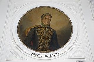 Retrato de José Joaquim da Rocha
