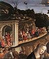 Domenico ghirlandaio, adorazione dei pastori di santa trinita 03.jpg
