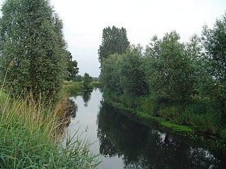 Dommel - Image: Dommeldal Sint Oedenrode