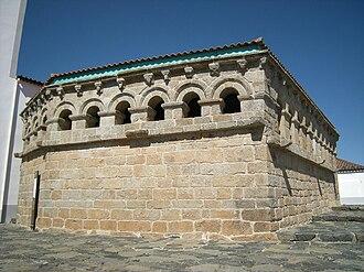 Bragança District - The ancient Domus Municipalis in the Roman civitas of Brigantia was the base of organized settlement