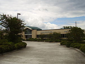 Aldine Independent School District - M. B. Sonny Donaldson Annex
