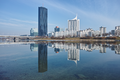 Donau City Vienna from S on 2015-03-10.png