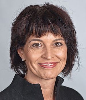President of the Swiss Confederation - Image: Doris Leuthard 2011