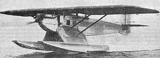 Dornier Komet - Dornier Do D photo from L'Aérophile December,1927