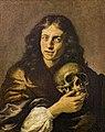 Douai - Musée de la Chartreuse - Portrait d'homme au crâne - Vincenzo Dandini Inv.1197.jpg