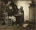 Double Blank by Petrus van der Velden Rijksdienst voor het Cultureel Erfgoed B496.jpg