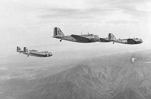 IV Bomber Command - Image: Douglas B 18 061128 F 1234S 020