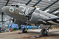 Douglas C-47A Skytrain '2100882 - 3X-P' (N473DC) (15576727974).jpg