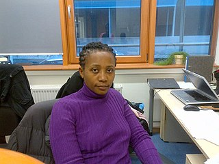 Fausta Shakiwa Mosha Tanzanian scientist