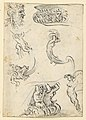 Drawing, Ornamental details, 1750 (CH 18542365).jpg