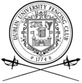 Dublin University Fencing Club seal.png