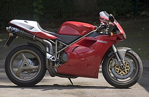 Ducati Sp Weight