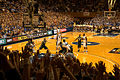 Duke basketball game at Cameron Indoor Stadium (2 December 2010).jpg