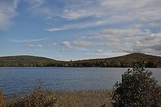 Dummer, New Hampshire - Image: Dummer NH Pontook Reservoir