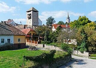 Dunaföldvár Place in Tolna, Hungary