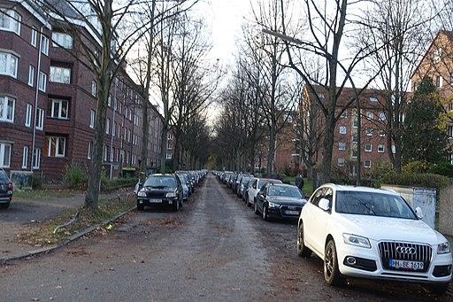 Dunckersweg in Hamburg-Horn