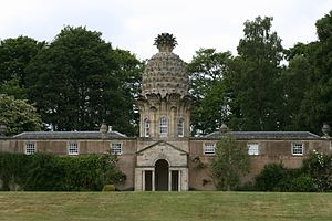 Folly - The Dunmore Pineapple in Scotland