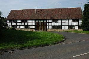 Dunstall Common - Image: Dunstall Barn, Dunstall Common