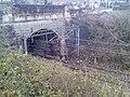 Duntocher Road railway tunnel - geograph.org.uk - 648517.jpg