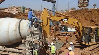 Ilorin - Construction of a Split Diamond Underpass in Ilorin