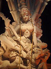 Durga Idol Naktala Udayan Sangha.jpg